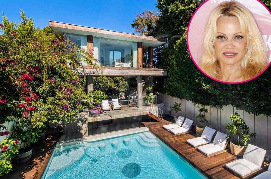 Pamela Anderson Sells Her Malibu Mansion 11 Million See Inside