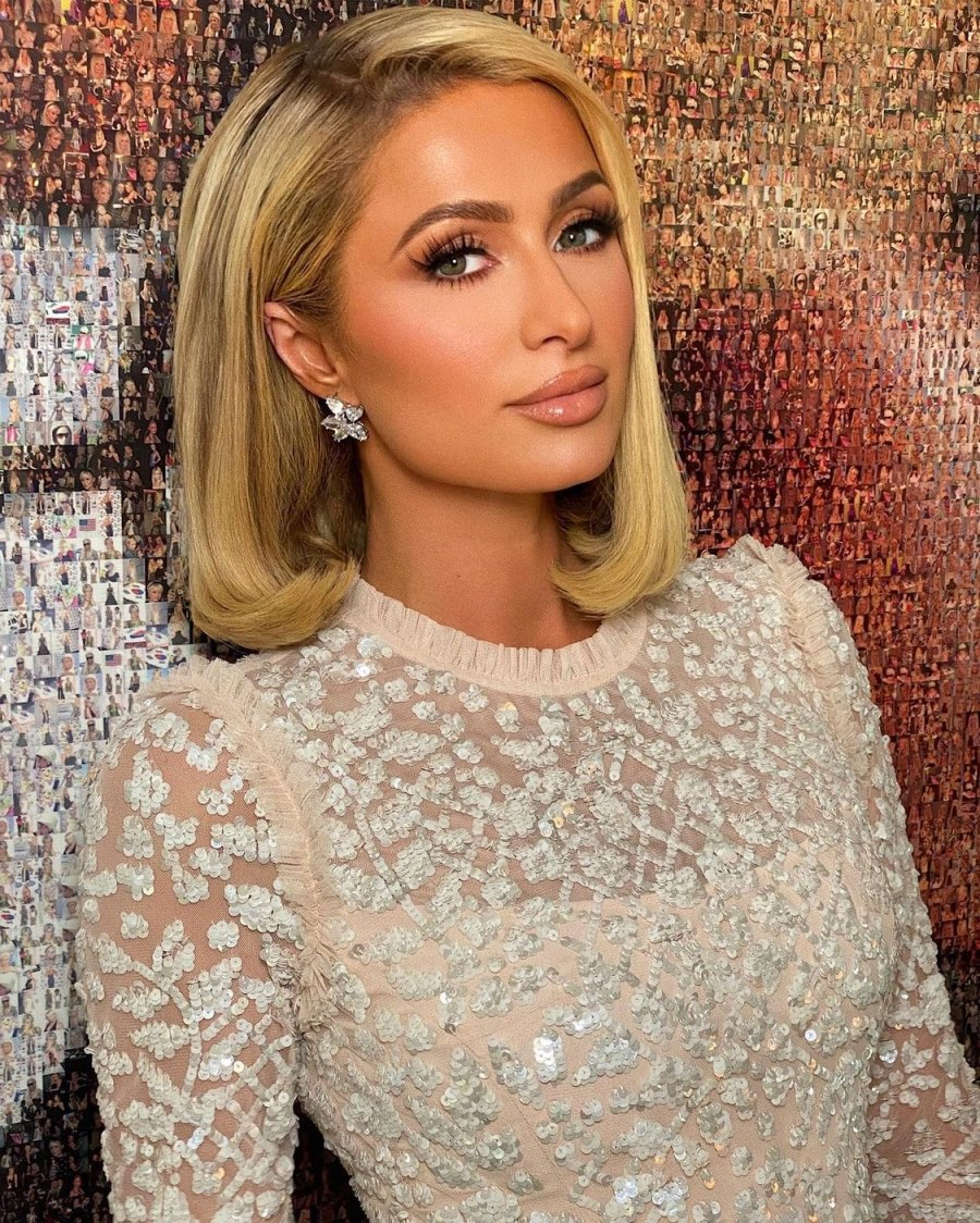 Paris Hilton's Quotes About Freezing Eggs and Having Kids Over the Years 1