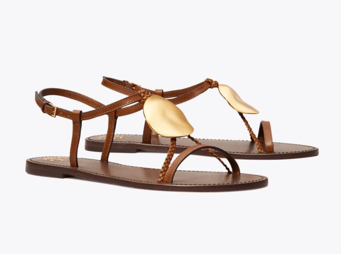 Sandalia Patos con múltiples tiras