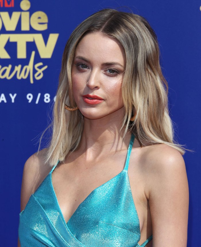 Pregnant Kaitlynn Carter Gives First Look at Nursery Promotion