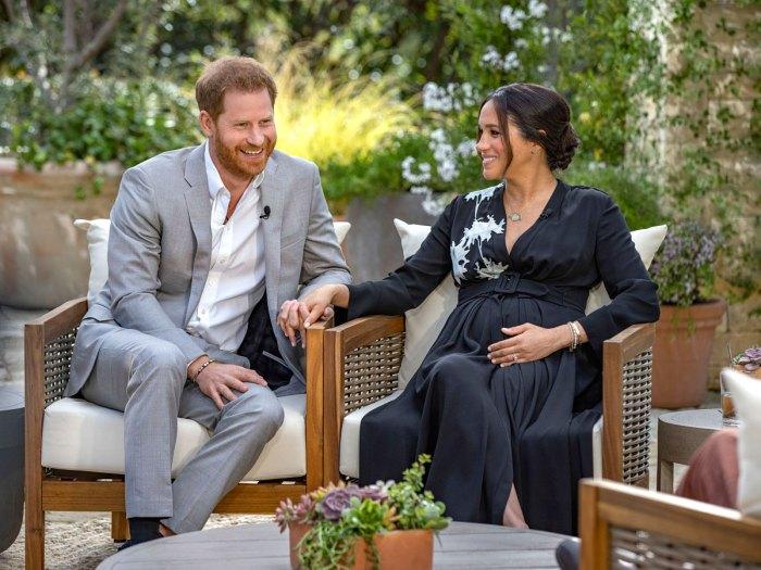 El príncipe Harry y Meghan Markle son considerados una persona preocupada por Archie Skin 2