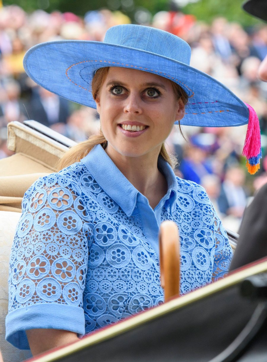 Princess Beatrice Talks Homeschooling 'Bonus Son' Wolfie