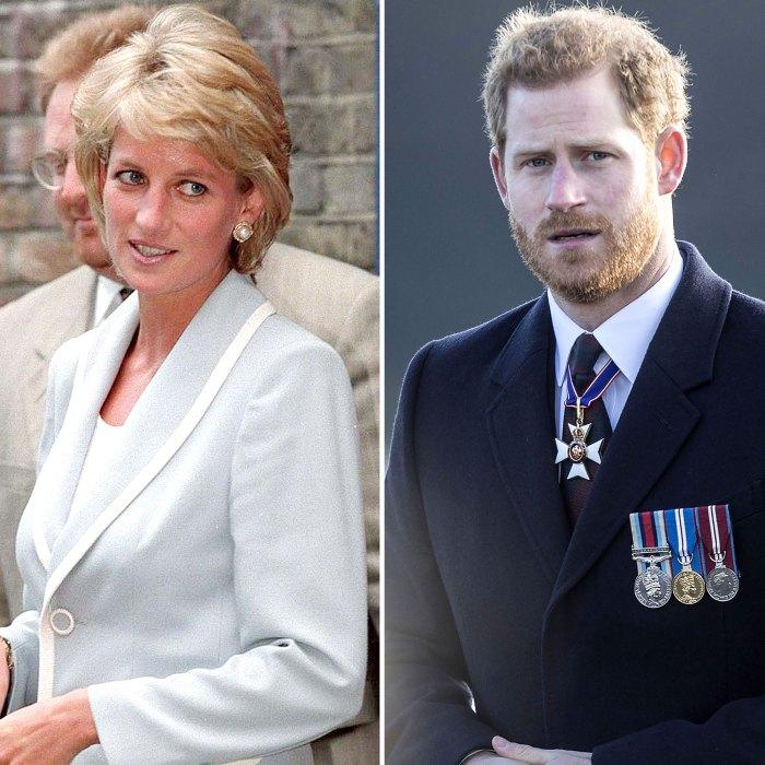 La princesa Diana apoyaría 'completamente' las próximas memorias del príncipe Harry