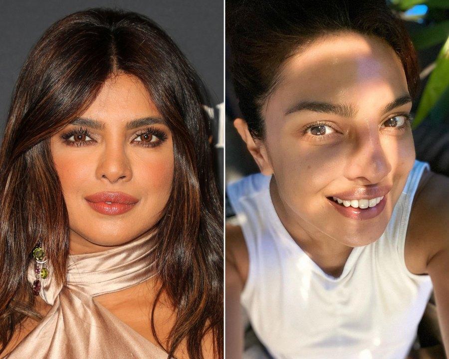 Priyanka Chopra Looks 'Fresh-Faced' in Makeup-Free Pic