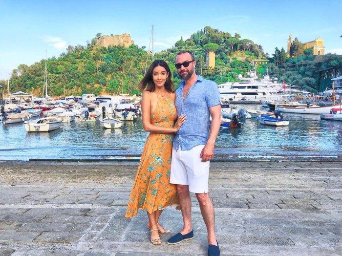 La estrella de RHOC Noella Bergener presenta la separación legal de su esposo James