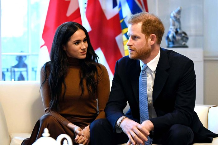 Royal Family Worried About Reconciling With Prince Harry Meghan Markle