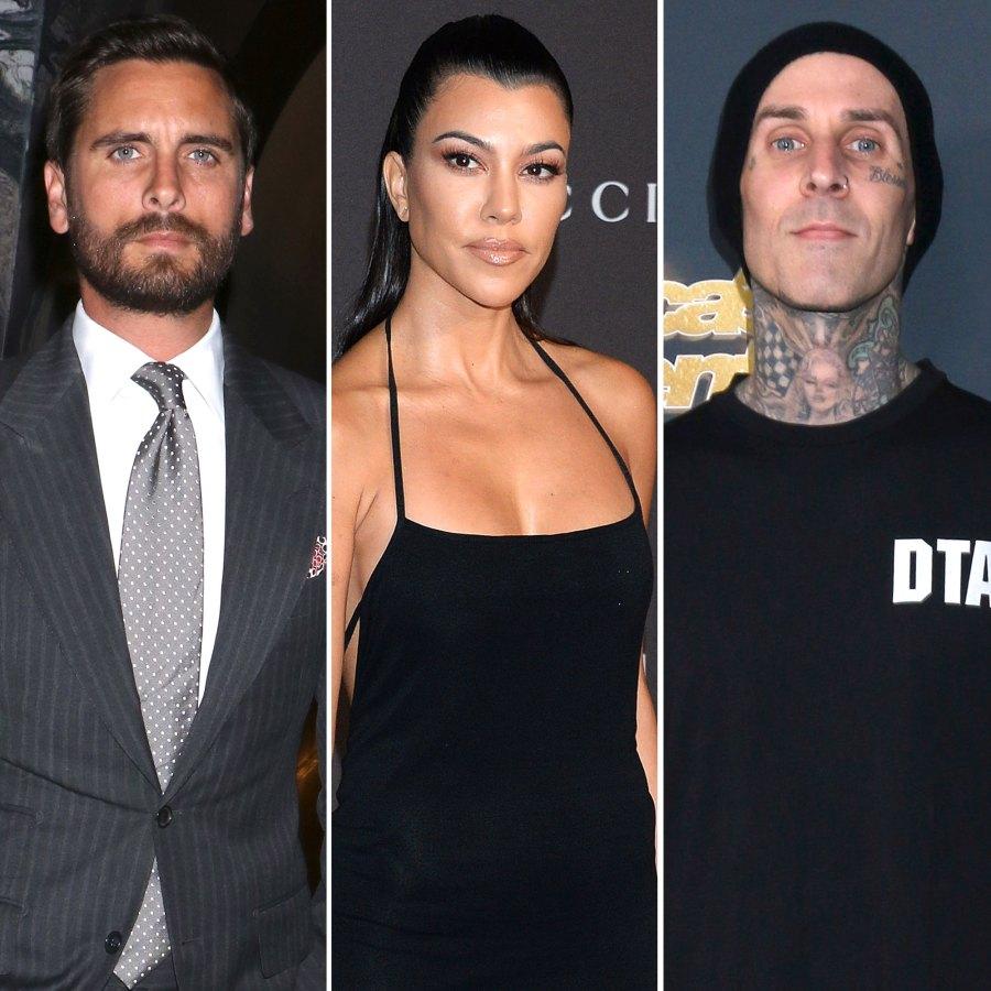 Scott Disick Feelings About Kourtney Kardashian Relationship With Travis Barker Everything We Know