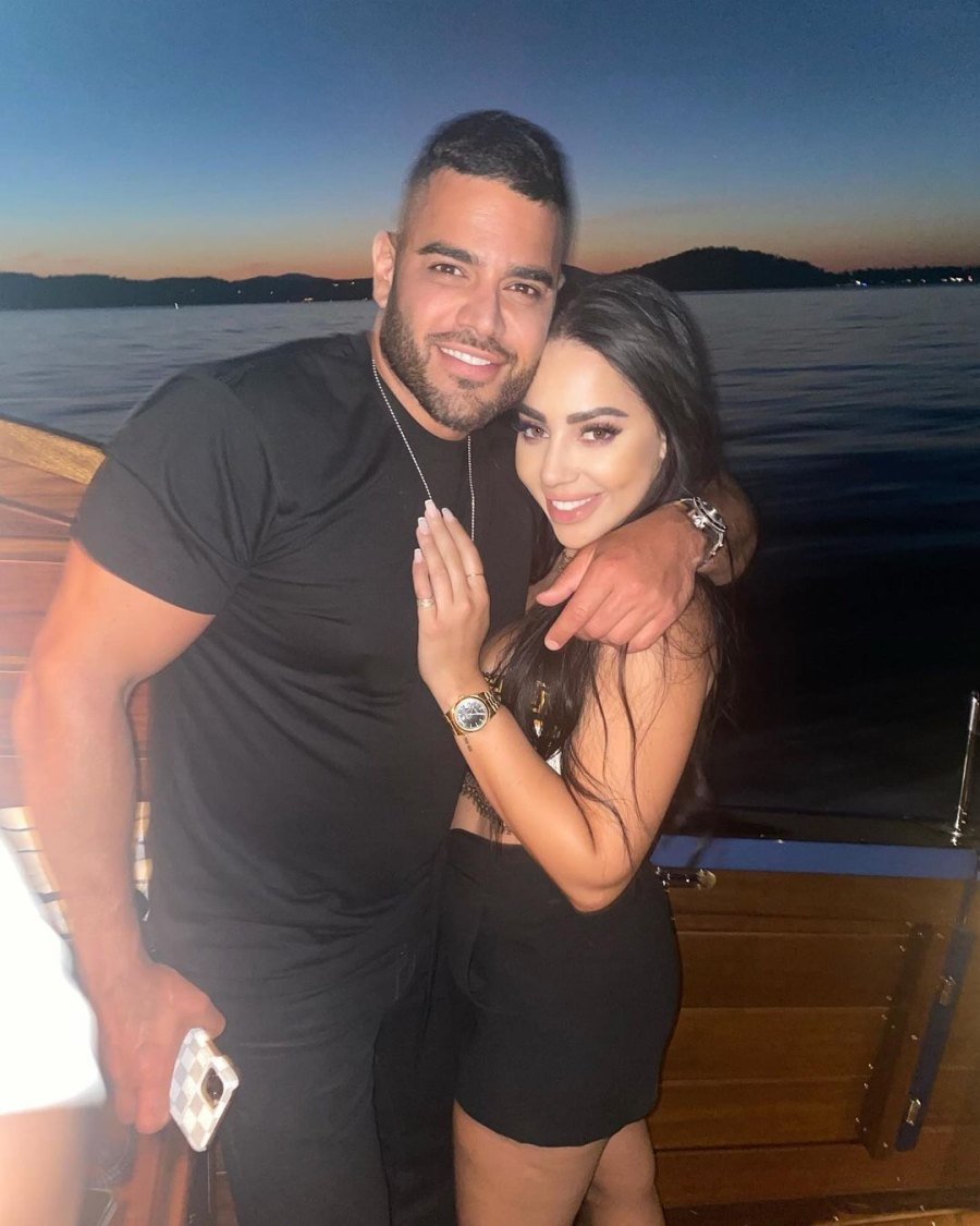 Shahs of Sunset's Mike Shouhed and Paulina Ben-Cohen Engaged