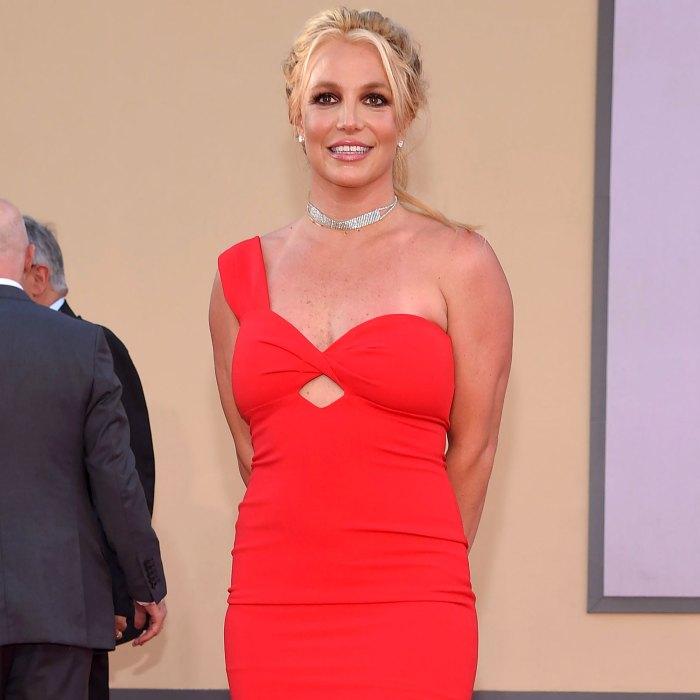 ¡Ella es más fuerte!  Britney Spears se sintió 'más feliz' cuando 'parecía más pesada'