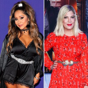 Shots! Cheap Guy! Messyness' Snooki and Tori Spelling Reveal Their Worst Date