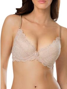 Smart & Sexy Women's Signature Lace Push-up Bra