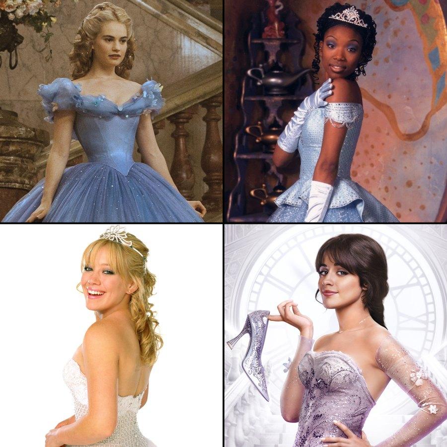 Stars Who Played Cinderella on the Big Screen
