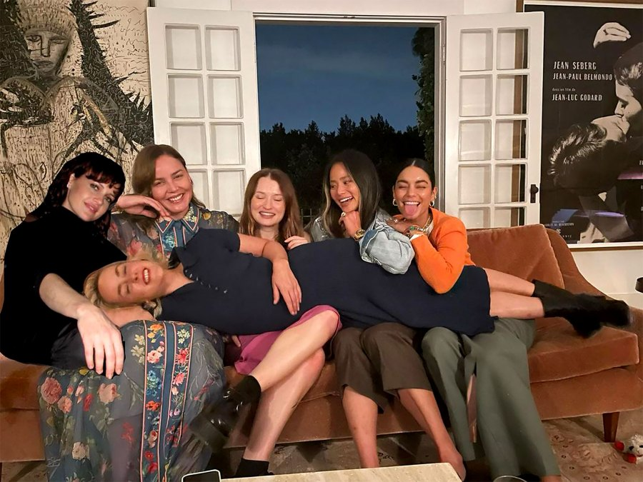 'Sucker Punch' Cast Reunites 10 Years After Film Debut
