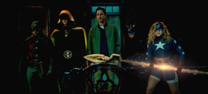Super Fam Luke Wilson revela cómo se sienten los hijos de Owens acerca de Stargirl Loki