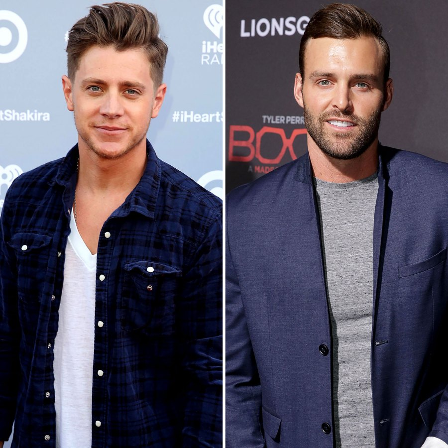The Accusations Bachelor Nation Jef Holm and Robby Hayes Everything to Know