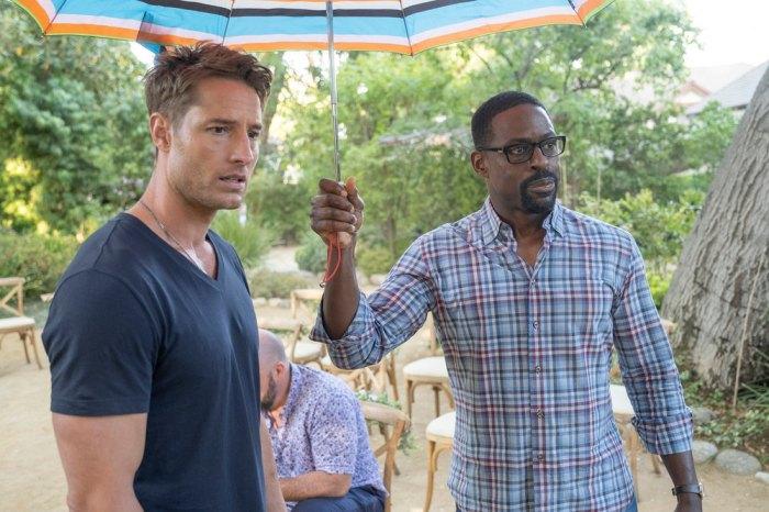 Los spoilers de la última temporada de This Is Us hicieron llorar a los ejecutivos de NBC Justin Hartley Sterling K Brown
