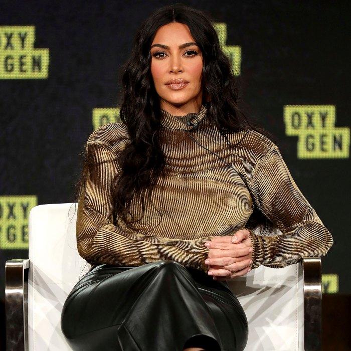 ¡Reversión!  Kim Kardashian reflexiona sobre su 'primera sesión de fotos'