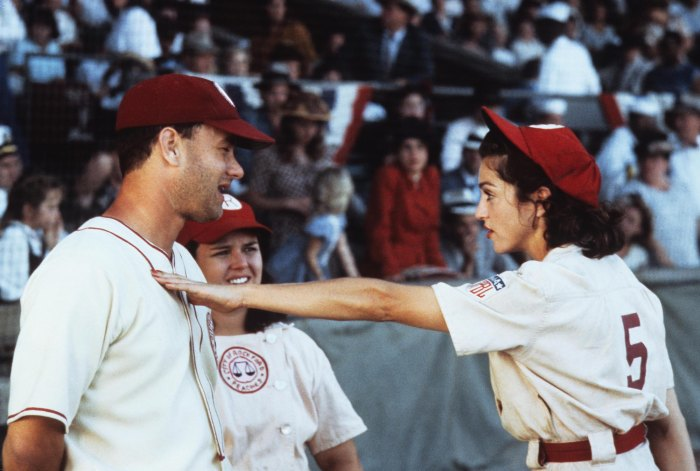 Debra Winger Quit 'A League Of Their Own' Over Madonna's Casting and Still Got Paid Tom Hanks