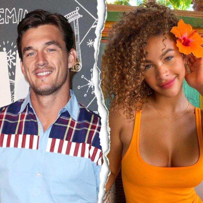 Tyler Cameron y Camila Kendra se separan después de 8 meses de citas