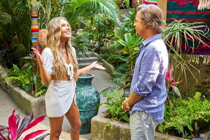 Victoria Paul revela que la soltera en el paraíso la llevó a separarse del exnovio Teddy Robb David Spade