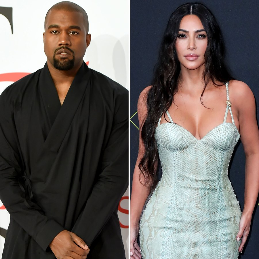 What Kanye West Said to Kim Kardashian While Leaving the 'Donda' Event