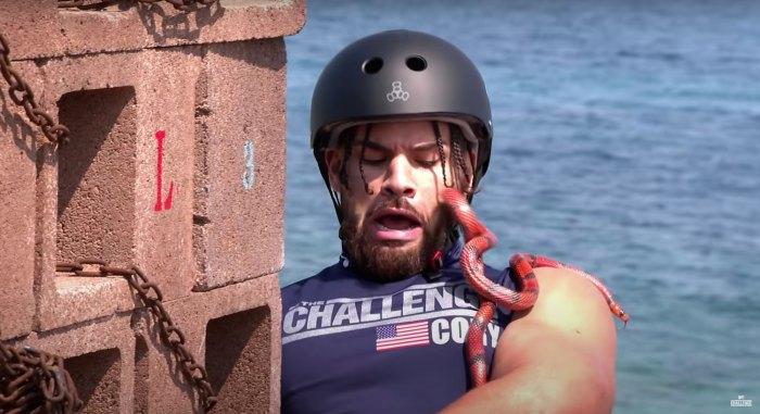 Lo que no viste en The Challenge Premiere Cory Wharton
