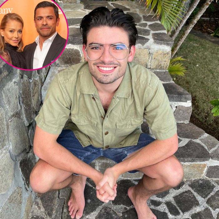 Por qué Kelly Ripa Mark Conseulos hijo Michael no publica fotos reveladoras