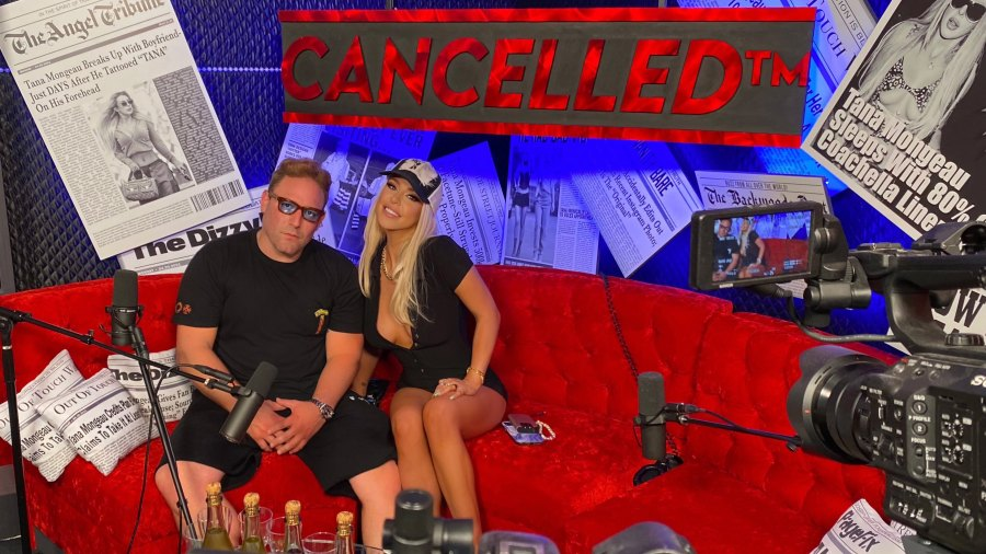Social Media Star Tana Mongeau's Expolosive 'Cancelled' Podcast Goes No. 1 for the 2nd Week in a Row