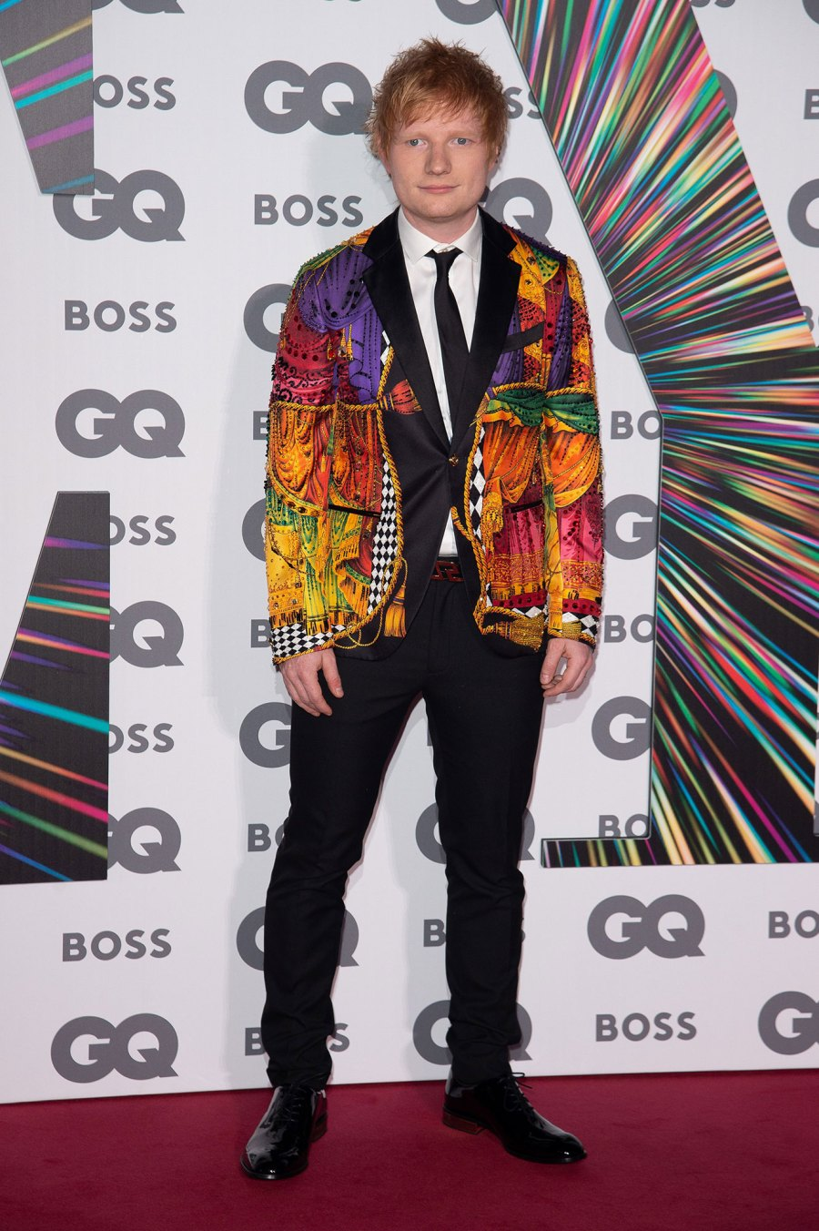 See the Best Dressed Stars, Hottest Hunks at the 2021 GQ Men of the Year Awards: Photos