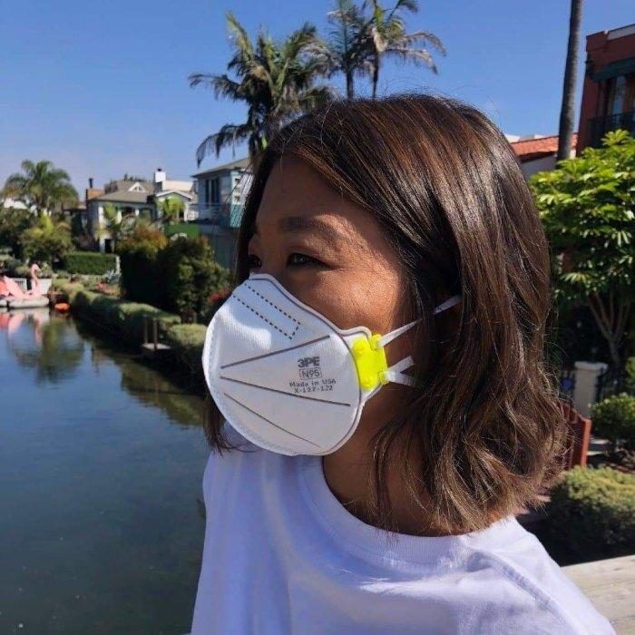 3PE N95 NIOSH Mask - 5-25 Pack