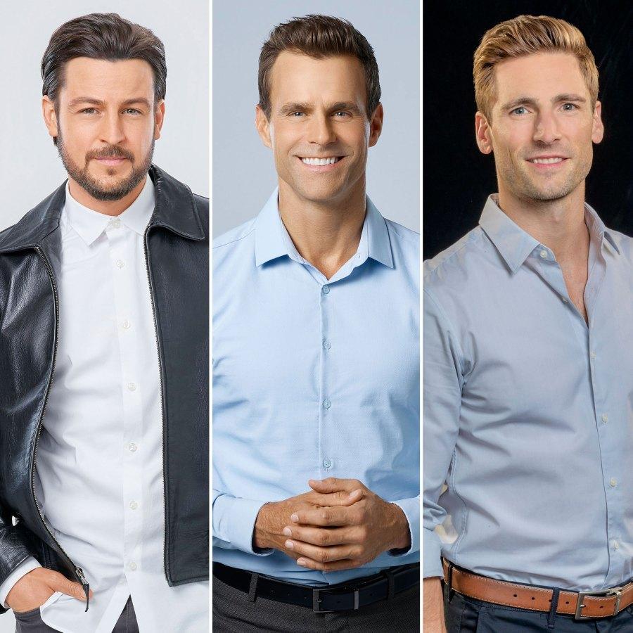 A Guide Hallmark Channel Leading Men Tyler Hynes Cameron Mathison Andrew Walker