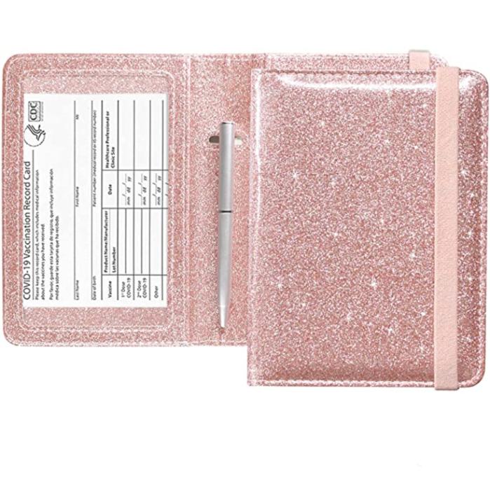 ACdream Passport and Vaccine Card Holder Combo