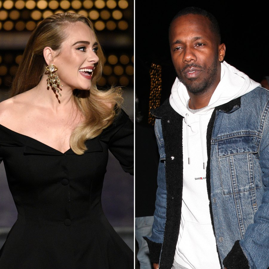 Adele and Boyfriend Rich Paul Take Their Relationship Instagram Official