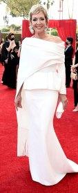 Allison Janey 73rd Primetime Emmy Awards Red Carpet Arrival 2021 Emmys