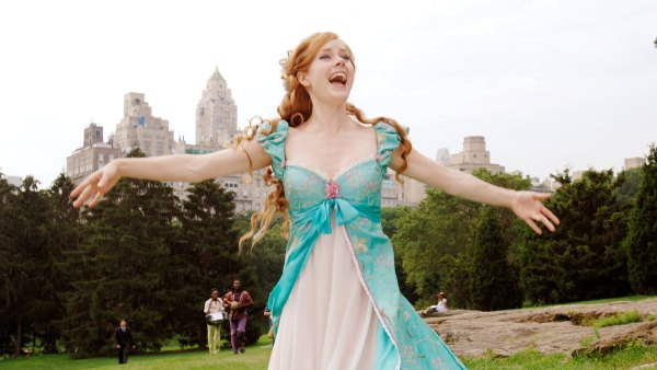 Amy Adams on 'Disenchanted' Dancing: 'It Feels Different in Your 40s