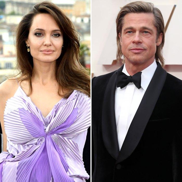 Angelina Jolie afirma que temía por la seguridad de los niños durante el matrimonio de Brad Pitt