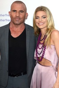 AnnaLynne McCord Says Forever Person Dominic Purcell Helped With Her Trauma