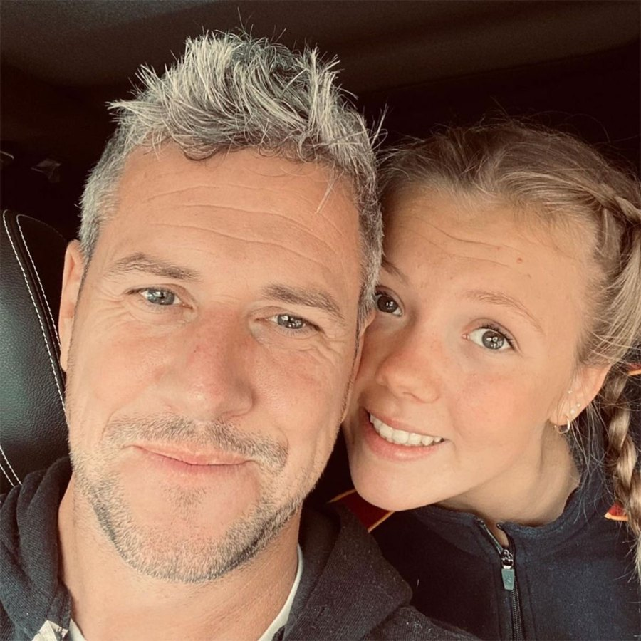 Ant Anstead Celebrates Daughter Amelie 18th Birthday 2
