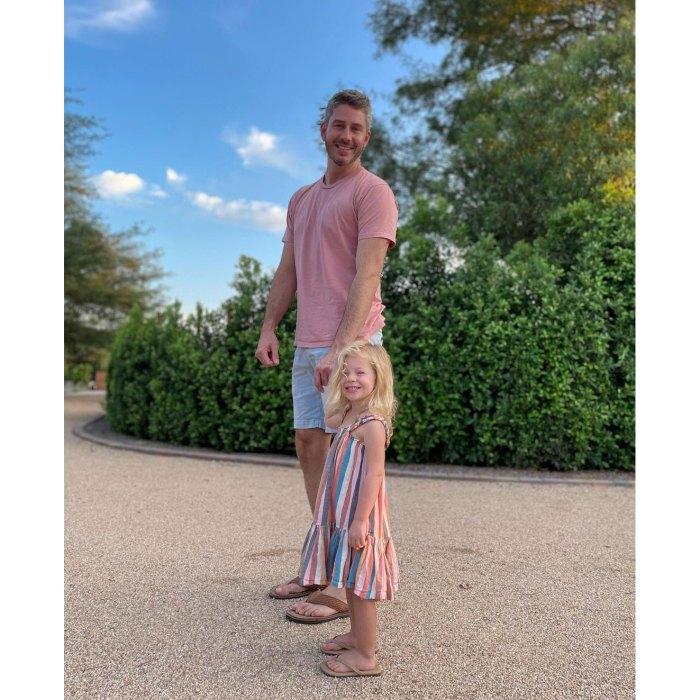 Arie Luyendyk Jr.no quiere más hijos después de dar la bienvenida a los gemelos 3