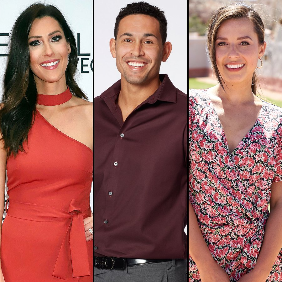 Becca Kufrin Fires Back at Comment About Thomas Jacobs Red Flags While Katie Thurston Celebrates BiP Romance Feature