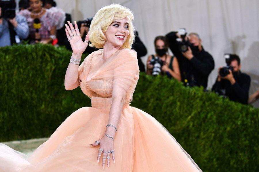 Billie Eilish Body Image Tore Down Love for Dresses 2 Met Gala 2021