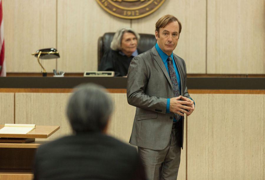 Bob Odenkirk Returns to Better Call Saul