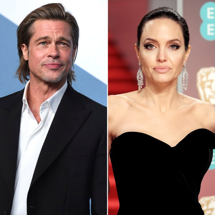 Brad Pitt alega que el tribunal cometió un 'error administrativo' al destituir al juez en medio de la batalla por la custodia de Angelina Jolie