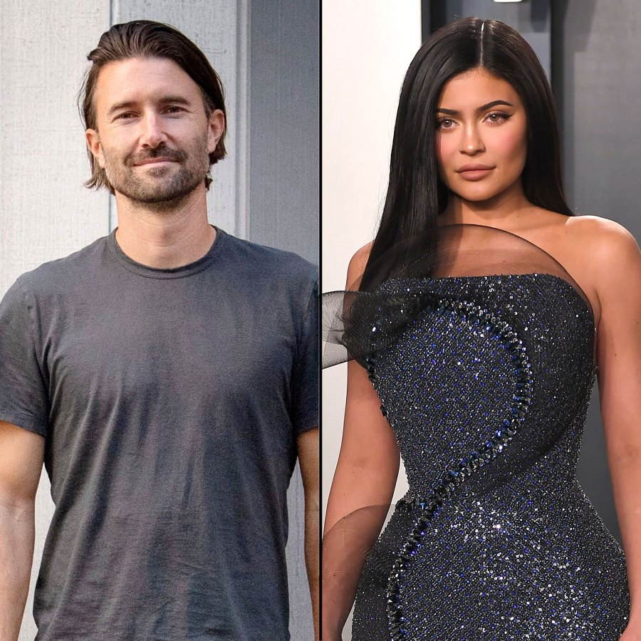 Brandon Jenner Reaction to Kylie Jenner Pregnancy Announcement