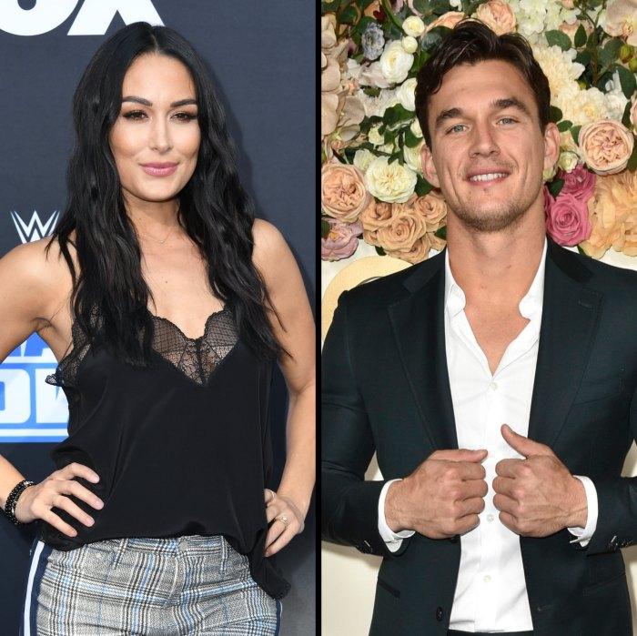 Brie Bella y Tyler Cameron se unen a la competencia 'Dirty Dancing'