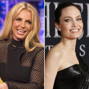 Britney Wins Her Freedom Angelina The Weeknd Spark Romance Rumors Hot Hollywood