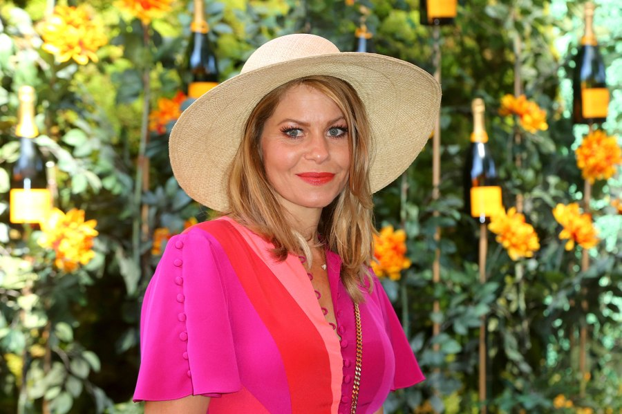 Candace Cameron Bure on What Helps Her 'Deal With Depression'