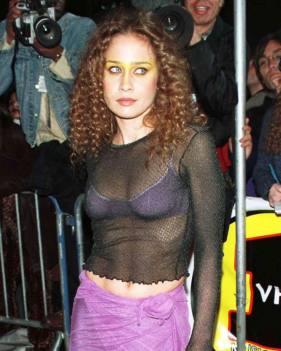 Celeb Feuds That Played Out VMAs Fiona Apple