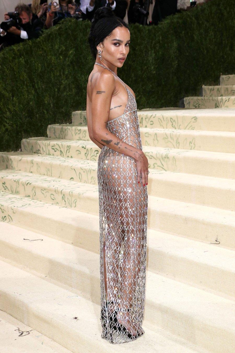 Channing Tatum and Zoe Kravitz Leave Met Gala Together After Walking Red Carpet Separately 2021 Met Gala 04