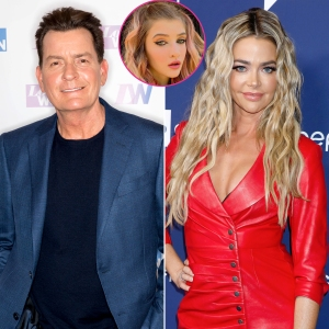 Charlie Sheen Confirms Daughter Sami Moved Out of Denise Richards' Home, Dropped Out of High School